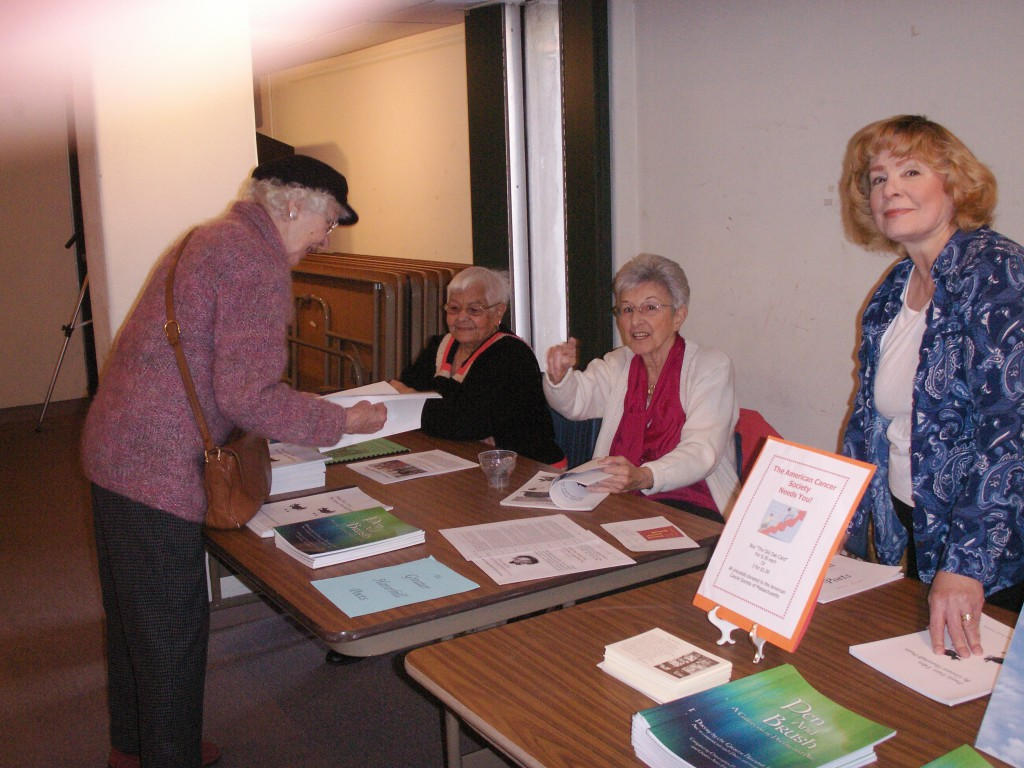 Greater Haverhill Poets membors