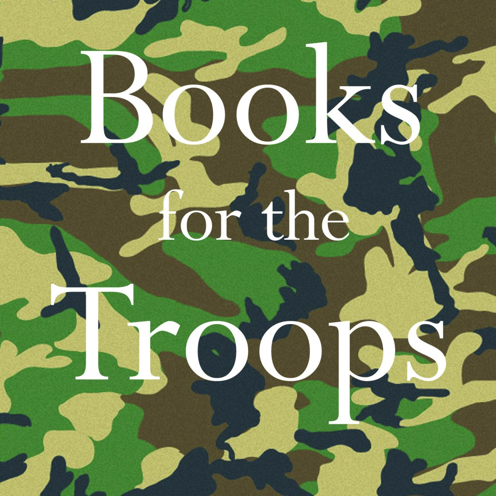 Books for the Troops