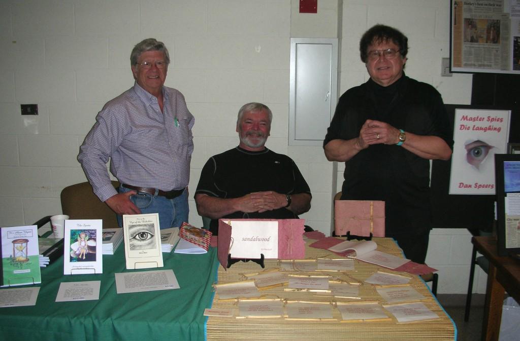 Dave Shaw, Ed Marshall & Dan Speers