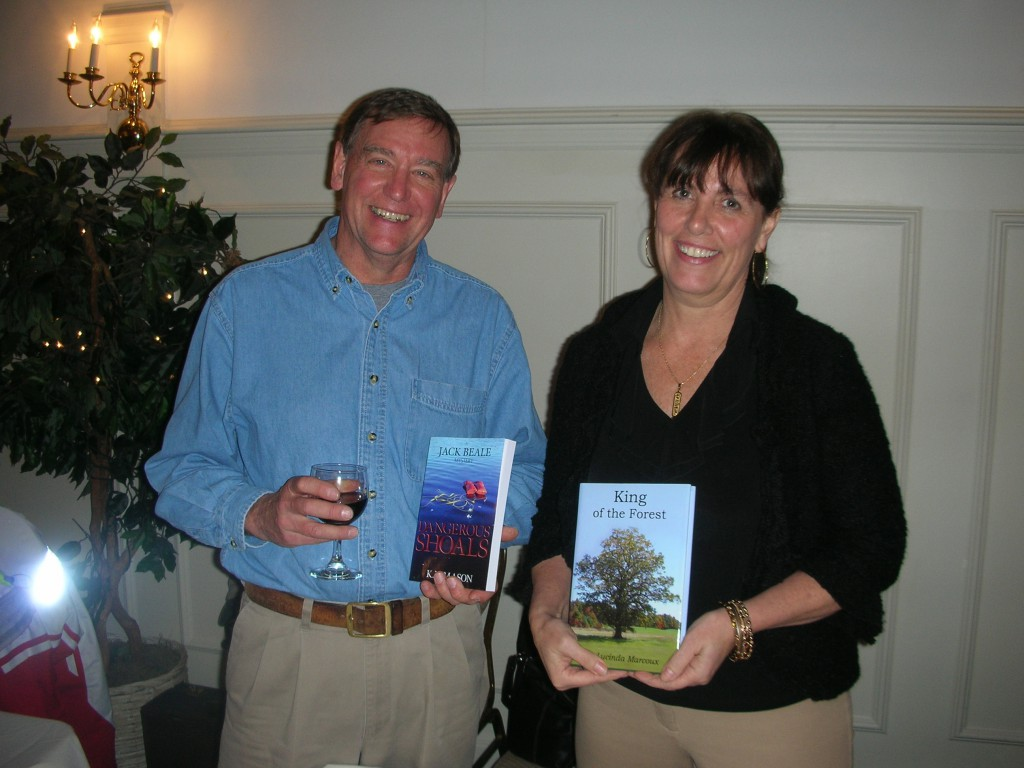 K.D. Mason & Lucinda Marcoux