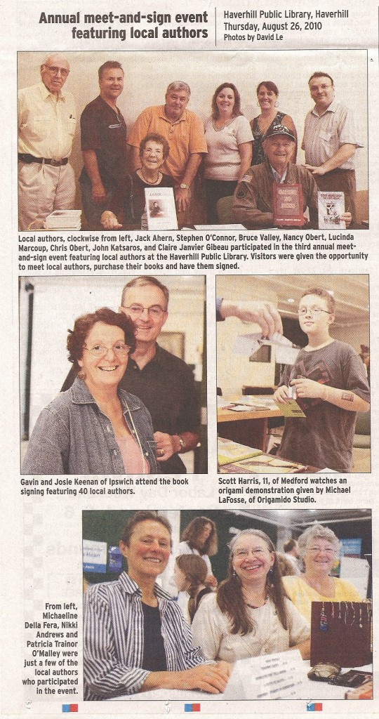 Newspaper story on the 2010 NEAE event
