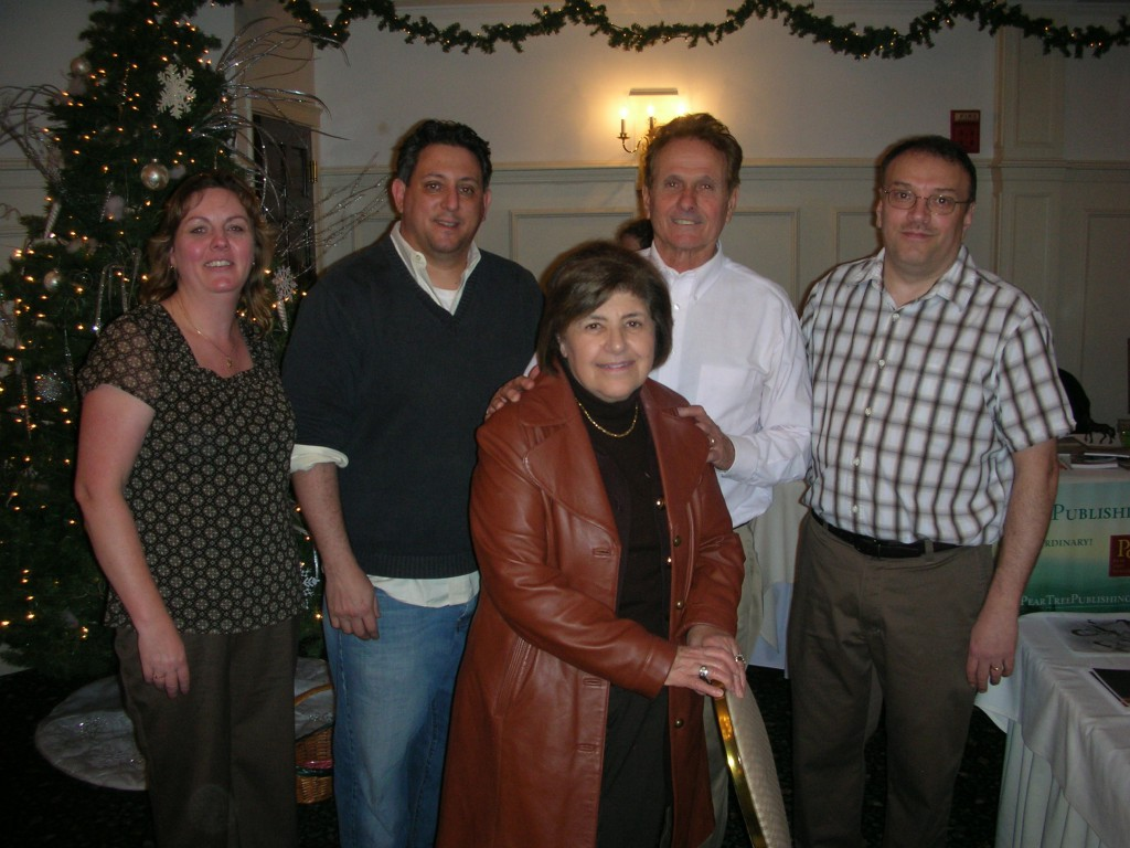 Nancy Obert, Jeff Schwartz, Mary Ann Esposito, Mark Goddard & Chris Obert