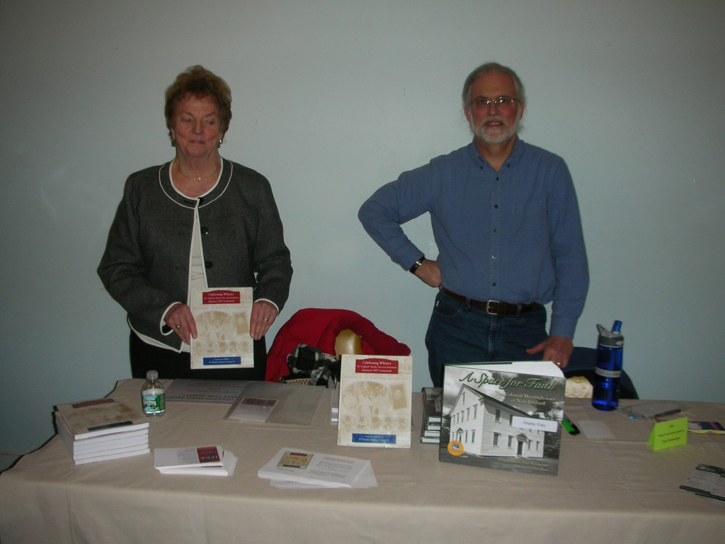 Pamela J. Fenner and Paul Wainwright