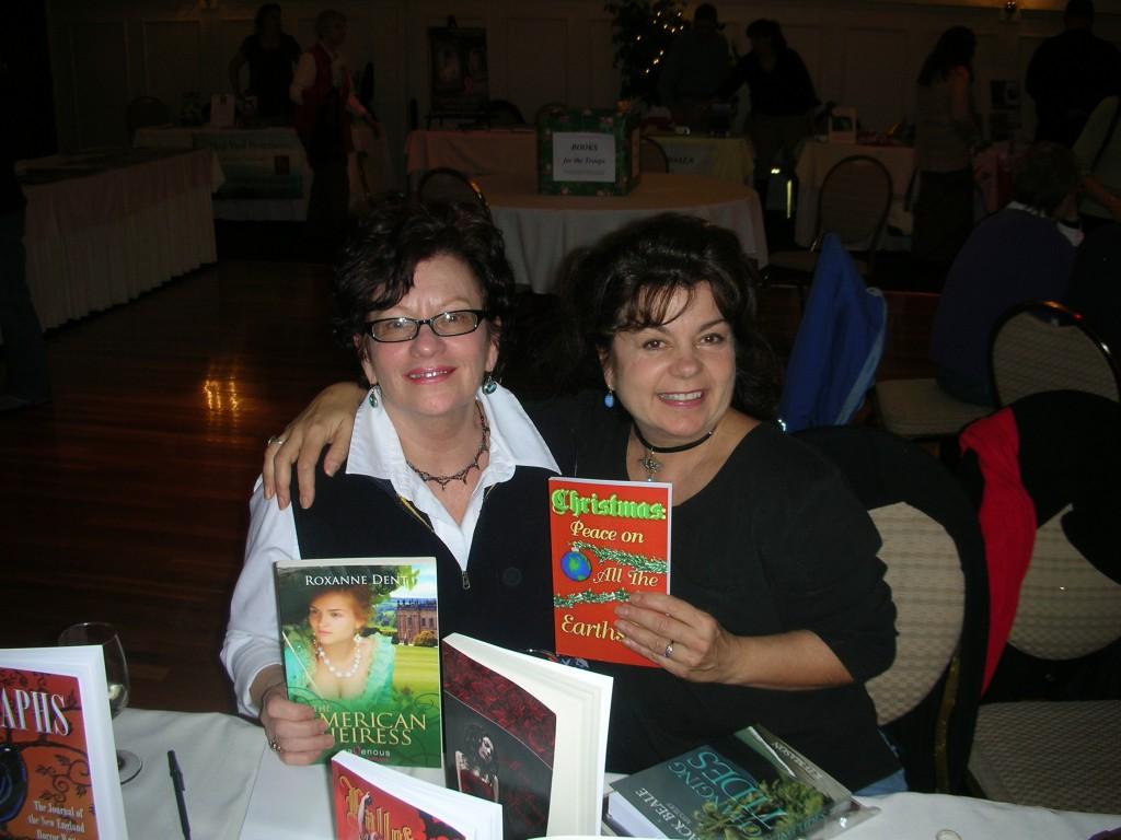 Roxanne and Karen Dent