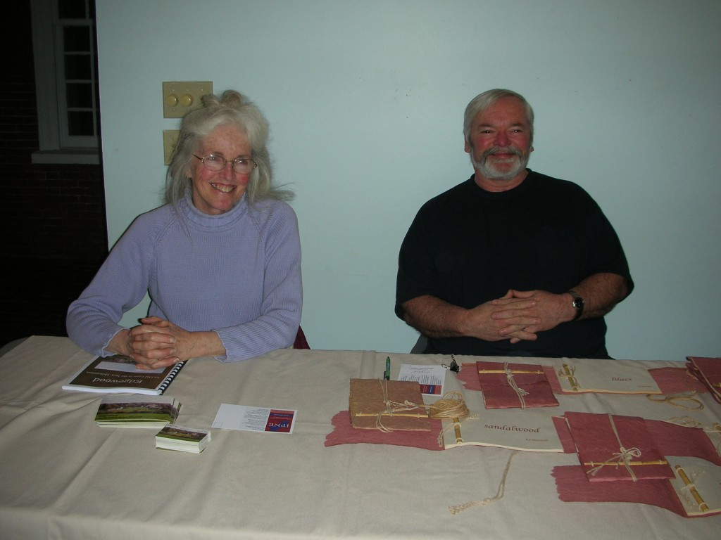 Susan K. Walsh and Ed Marshall