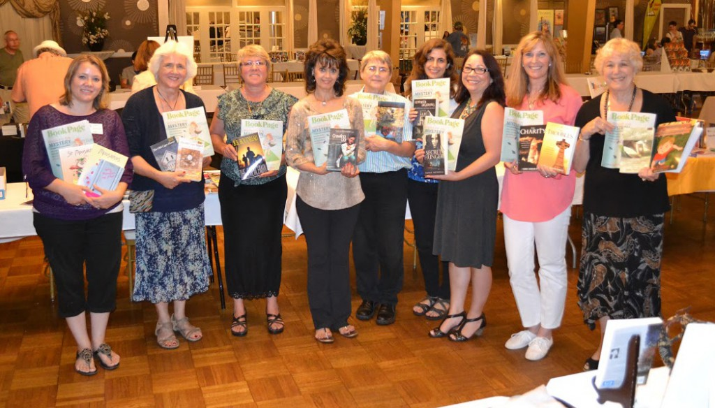Thank You BookPage! Authors at the 2015 New England Authors Expo.