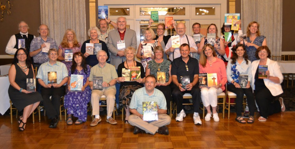 Group shot at the 2015 New England Authors Expo (only some of the authors and illustrators).