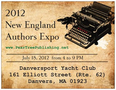 Postcard for the 2012 New England Authors Expo