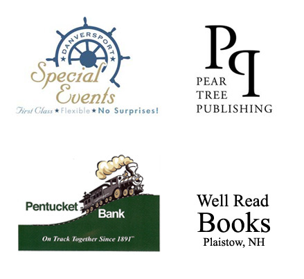 Sponsors for the 2012 New England Authors Expo