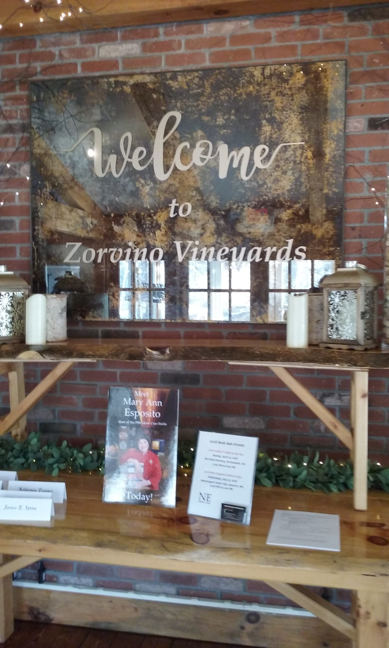 Zorvino Vineyards